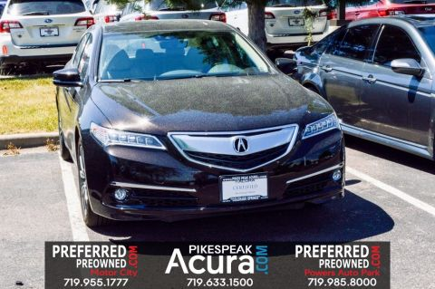Pre-Owned 2016 Acura TLX 3.5L V6 AWD