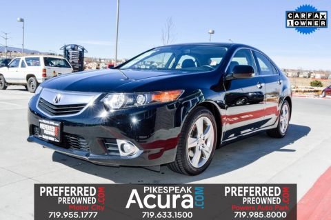 Pre-Owned 2014 Acura TSX 2.4 FWD 4D Sedan